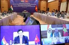 Medio internacional aprecia desarrollo de nexos India- Vietnam