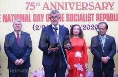 Resaltan lazos entre Hanoi y otros estados en ocasión del Día Nacional de Vietnam
