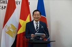 Resaltan en Egipto lazos binacionales en ocasión del aniversario 75 de Día Nacional de Vietnam