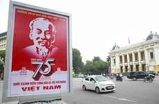 Dirigentes de Camboya felicitan a Vietnam por Día de la Independencia