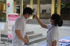 Proponen adoptar nueva estrategia para realización de pruebas de COVID-19 en Vietnam