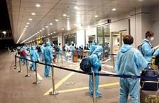 Regresan al país ciudadanos vietnamitas desde Uzbekistán