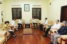 Vietnam y Filipinas comparten experiencias en organización de SEA Games