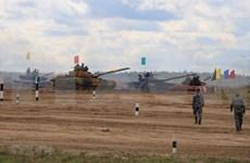 Vietnam accede a la final de Biatlón de Tanques en los Juegos Militares Internacionales 2020