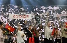 Celebran programa especial por aniversario 75 de la independencia de Vietnam