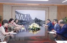 Vicepremier vietnamita destaca cooperación de ONUSIDA en la lucha contra VIH/SIDA