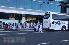 Repatrían a 350 ciudadanos vietnamitas desde Japón