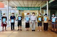 Reciben alta médica 13 pacientes de coronavirus en provincia vietnamita