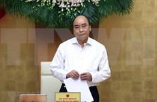 Primer ministro de Vietnam insta a lograr crecimiento económico alto en medio del COVID-19