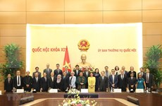 Asamblea General 41 de AIPA, actividad importante de Parlamento de Vietnam