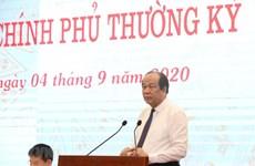 Economía de Vietnam podrá crecer 2-3 por ciento en 2020
