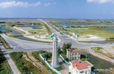 Parque Industrial de provincia vietnamita atrae proyectos de 206 millones de dólares