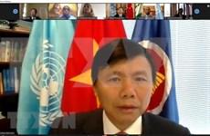 Misión permanente de Vietnam ante ONU conmemora Día Nacional del país indochino