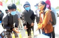 Culmina Vietnam segundo examen de graduación de bachillerato
