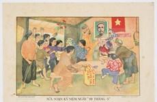 Biblioteca australiana conserva colección de obras artísticas vietnamitas