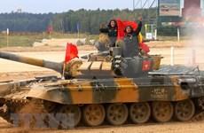 Buena actuación de Vietnam en Juegos Militares Internacionales 2020 en Rusia