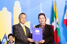 AIPA 41: Diplomacia parlamentaria por una Comunidad de ASEAN cohesiva y adaptativa