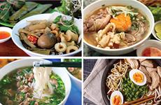 Gastronomía de Vietnam obtiene cinco récords mundiales