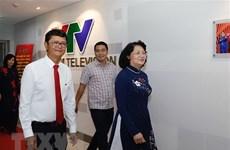Televisión de Vietnam celebra 50 aniversario de su primera transmisión