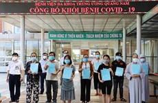 Otros 19 pacientes del COVID- 19 se recuperan en Vietnam