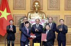Dan bienvenida a inversores japoneses aspirantes a ampliar negocios en Vietnam