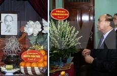 Rinde premier de Vietnam tributo a Presidente Ho Chi Minh