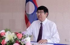 AIPA 41: Funcionario laosiano valora ideas de Vietnam
