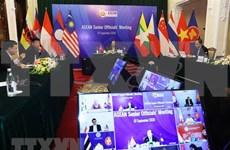 ASEAN firme en acelerar construcción de Comunidad conjunta y responder a desafíos emergentes
