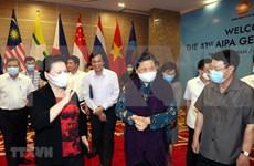 Alaban liderazgo del Parlamento de Vietnam en los esfuerzos de AIPA en la lucha antiepidémica