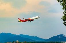 Vietjet Air reanudará vuelos domésticos de conexión con ciudad de Da Nang