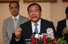 Participará Camboya en reunión de cancilleres de ASEAN y citas anexas