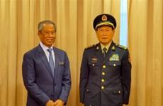 Malasia y China fortalecen cooperación bilateral