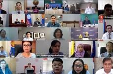 Vietnam preside reunión regional sobre implementación de Plan Maestro de Conectividad de ASEAN