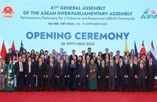 Resaltan aportes de Vietnam como presidente de AIPA 41