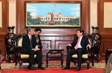 Fortalecen relaciones entre Ciudad Ho Chi Minh y localidades japonesas
