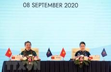 Vietnam preside primera sesión plenaria de 41 Asamblea General de AIPA