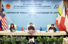 ASEAN debate oportunidades de empleo e ingreso para trabajadoras