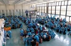 Vietnam trae de regreso a 230 ciudadanos varados en Taiwán (China)