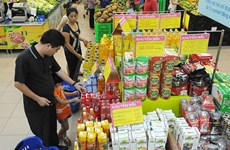 Aumentan ventas minoristas de provincia vietnamita de Vinh Phuc