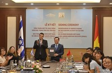 Museo de Ho Chi Minh e instituto israelí de patrimonio fomentan cooperación cultural