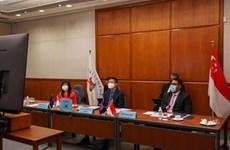 Presidente de Parlamento singapurense propone impulsar papel de AIPA en lucha antiepidémico