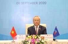 ASEAN y AIPA deben mantenerse unidas, afirma vicepresidente del Parlamento vietnamita