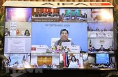 AIPA 41: Cooperación parlamentaria por una comunidad con responsabilidad social
