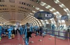 Repatrían a casi 280 ciudadanos vietnamitas desde Francia, Marruecos y Chile