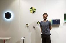 Presentan obras de laca vietnamitas en Semana de Diseño de París