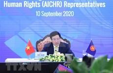 Vicepremier vietnamita preside diálogo sobre promoción de derechos humanos