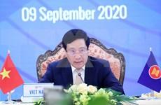 Avanzan relaciones entre ASEAN y China, Japón, Corea del Sur