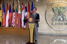 Embajador vietnamita será nuevo subsecretario general de la ASEAN
