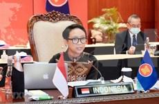 Indonesia expresa preocupación por aumento de tensiones regionales