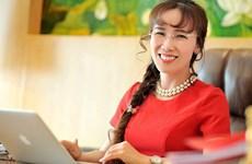 Directora ejecutiva de Vietjet entre las 100 personas que transforman los negocios en Asia